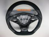 BMW E60 E63 sport flat bottom steering wheel_01