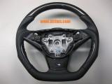 BMW E60 E63 sport flat bottom steering wheel_02