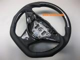 BMW E60 E63 sport flat bottom steering wheel_03