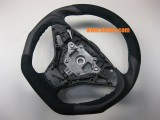 BMW E60 E63 sport flat bottom steering wheel_04