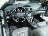 2003 SL55 carbon interior (3)