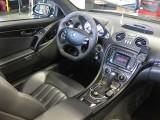 Sl55 alcantara sport steering wheel