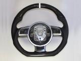 audi R8 carbon steering wheel