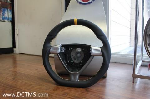 997 triangle sport flat bottom steering wheel (2)