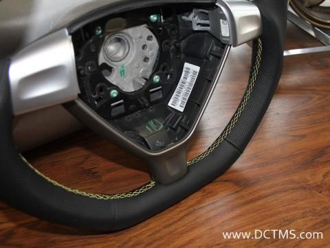 997 triangle sport flat bottom steering wheel (3)
