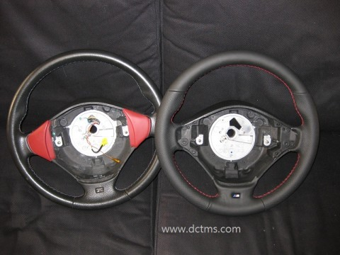 E36 Z3 DCT vs OEM