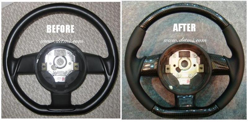 Upgrade your Gallardo steering wheel today! - 6SpeedOnline ...
